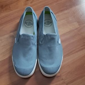 Palladium slip on women size 8.5